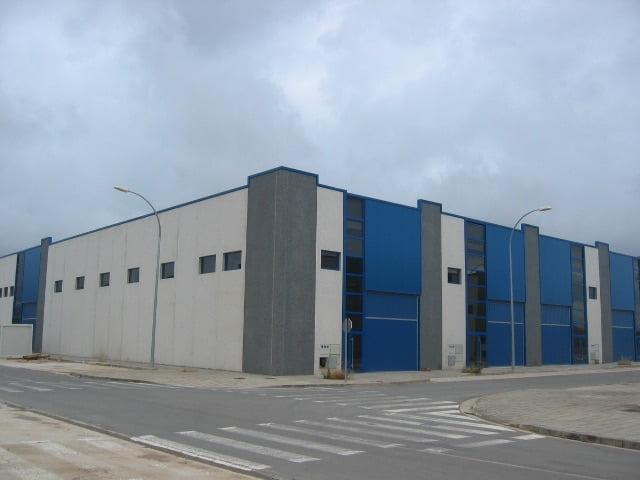Naves industriales pol gono campanci n jaca orusa promociona y construye - Naves industriales de diseno ...