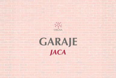 Garaje en Jaca, Huesca. Imagen 1